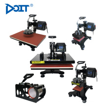 DT8-1 8 in 1 heat press machine 8 1 3d sublimation vacuum heat press machine press